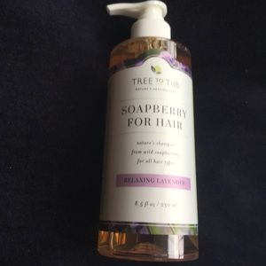 Other - NEW Tree to Tub - Shampoo - Soapberry for Hair